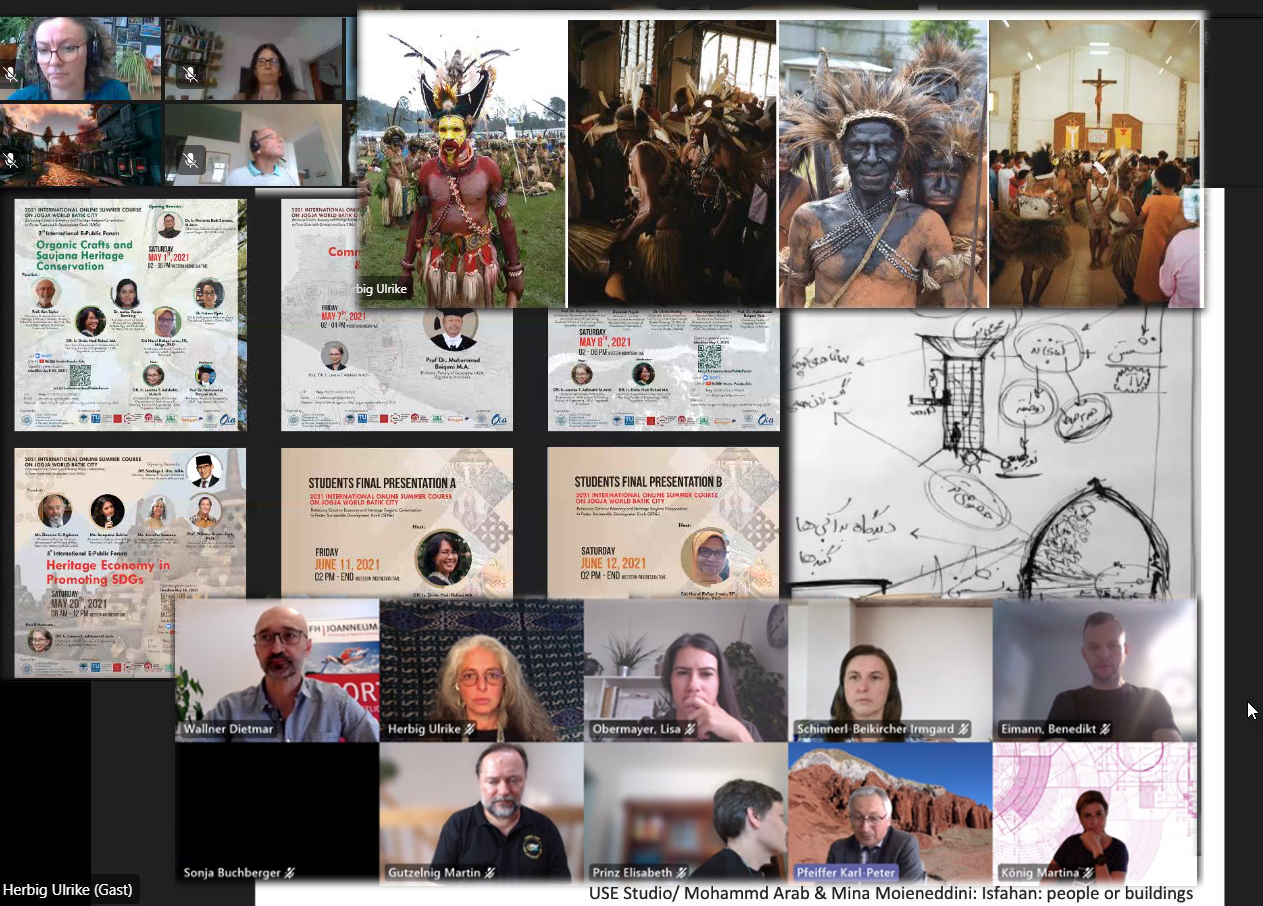 Eröffnung und Keynote ¬– interaktiv-interdisziplinär-interkulturell.