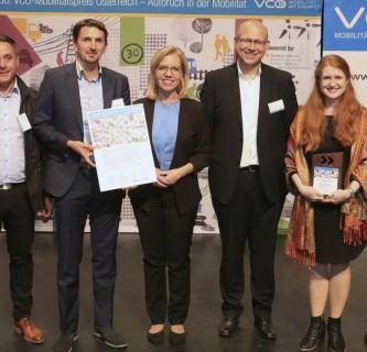 FH JOANNEUM gewinnt VCÖ-Mobilitätspreis 2021 5