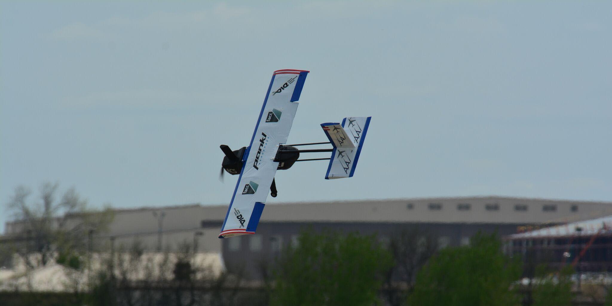 """Die Flugmodelle der joanneum Aeronautics waren beim """"Design-Build-Fly""""-Wettbewerb erfolgreich."""