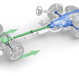 Audi quattro: Effizienzsteigerung beim Allradantrieb