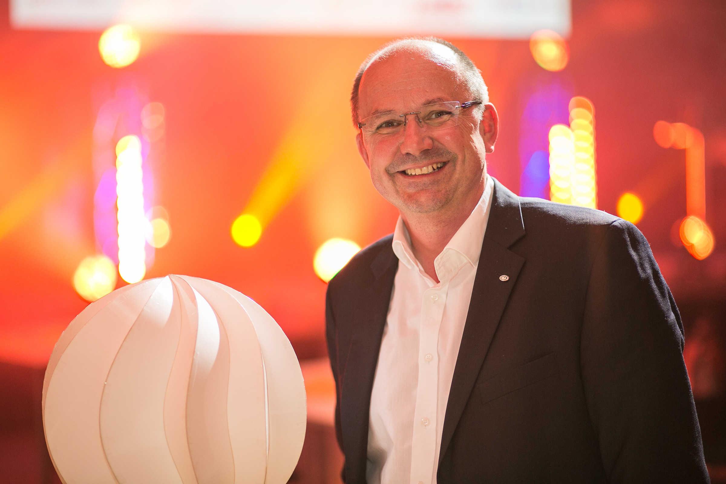 FH-Prof. DI Dr. Jürgen Neugebauer leitet das neue Forschungszentrum.