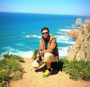 In seiner Zeit in Österreich hat Muhammad Rehan Usmani viele Kontakte geknüpft und besucht seine Kolleginnen und Kollegen.