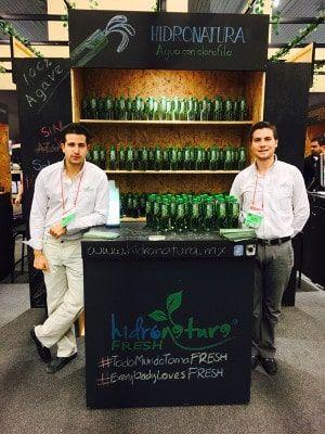 Jesús Urzua entwickelte einen Drink und machte sich selbstständig.