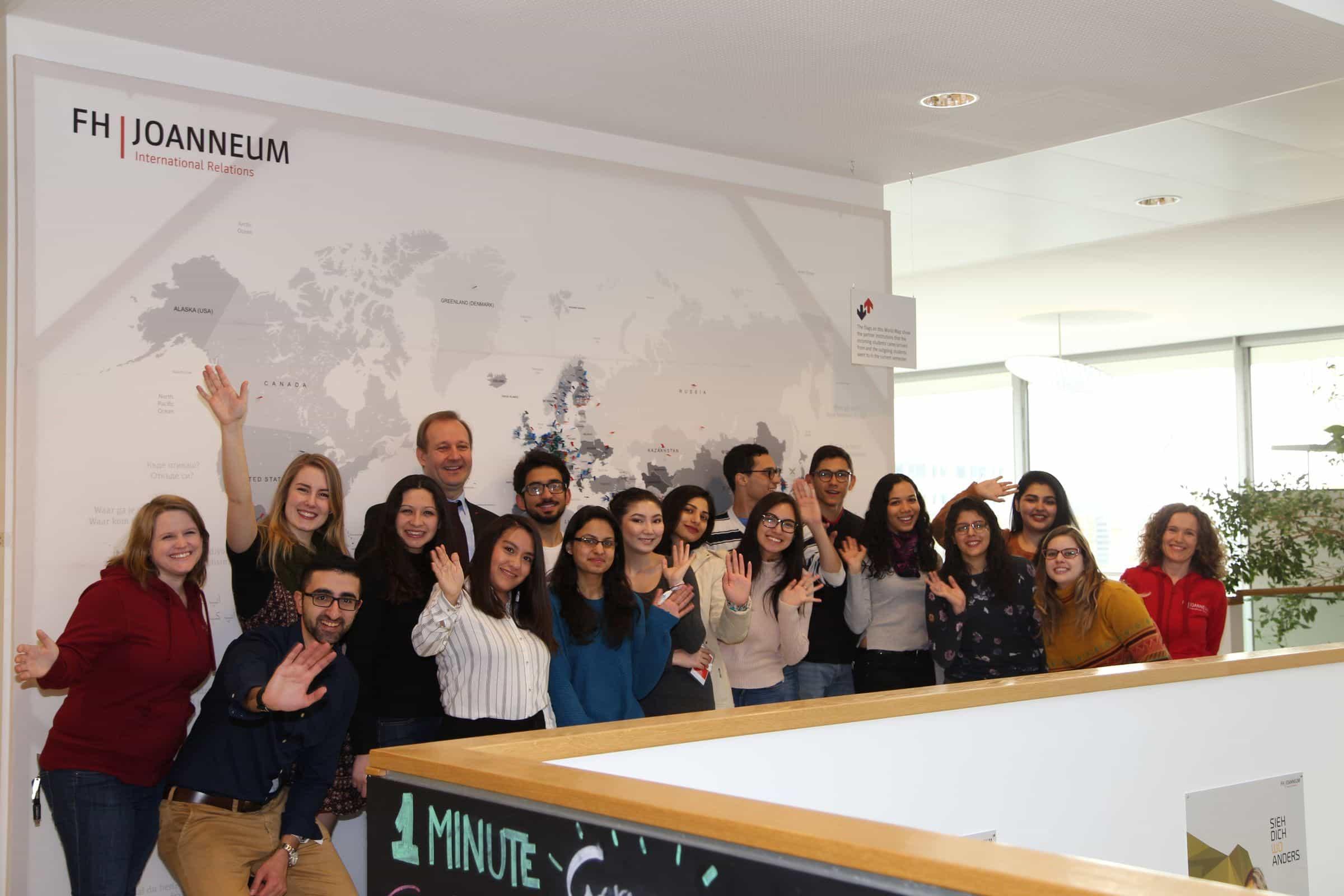 10 Jahre ERNST MACH Stipendium – ein Rückblick » FH JOANNEUM