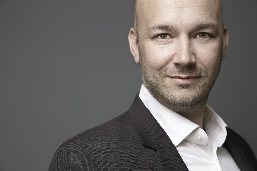 Portrait des Vortragenden Werner Spicka