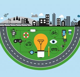 Verkehr und Applied Interactive Technologies