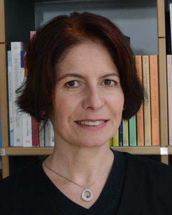 Porträtfoto von Dipl.-Designerin Ursula Tischner, B.Sc., M.F.A