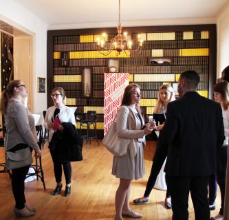 FH JOANNEUM: Chapter-Eröffnung für Alumni in Kroatien 4
