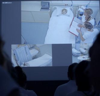 """Internationale Simulation"" am Studiengang Gesundheits- und Krankenpflege 1"