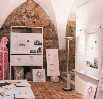 ÖKOTOPIA: Ausstellung zur nachhaltigen Stadtentwicklung der FH JOANNEUM eröffnet 2