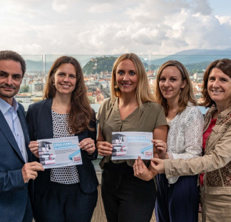 Scholarship award European Project and Public Management