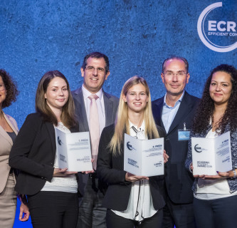 3. Platz beim ECR Academic Student Award für Suhier El Sayed