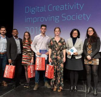 Local Heroes - Unsere MA-Studierenden erhalten eine Auszeichnung im diesjährigen EYA
