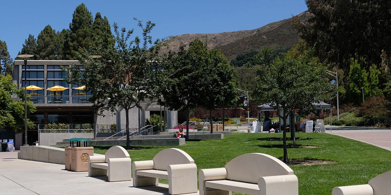 Campus der California Polytechnic State University